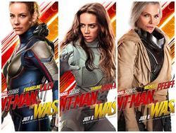 Marvel Studios tôn vinh phái đẹp với 'Người Kiến & Chiến binh Ong'