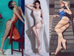 Ai sẽ dẫn đầu trong đường đua sexy của mỹ nhân Việt mùa hè này?