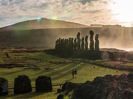 Bí ẩn ngàn năm về sự diệu kỳ của Đảo Phục Sinh Rapa Nui