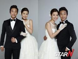 Sao nam Hàn Quốc công bố đã bí mật kết hôn lần hai