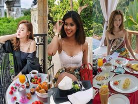 Chẳng ai sướng như hội con nhà giàu Việt, mới đầu hè đã tấp nập khoe ảnh vi vu du lịch khắp nơi trên thế giới