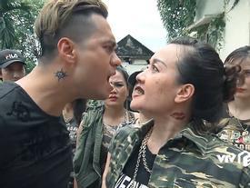 'Bà trùm' Vân Dung trổ tài cãi nhau vô địch thiên hạ khiến Phan Hải tức sôi máu