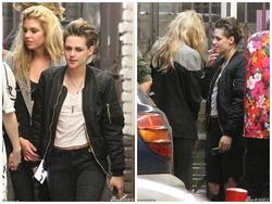Mỹ nhân 'Chạng vạng' Kristen Stewart xuất hiện cực bảnh bên cạnh người yêu đồng giới