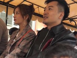 Cặp đôi 'Hoàn châu cách cách' Triệu Vy - Tô Hữu Bằng lộ loạt ảnh thân thiết