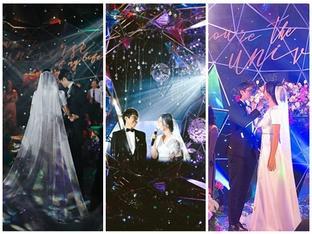 Sau đám cưới đậm chất 'Ông bà anh' ở quê nhà, quản lý Chi Pu tổ chức tiệc cưới long trọng tại Sài Gòn