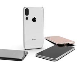 Lộ ảnh mới chứng minh iPhone 2018 có 3 camera