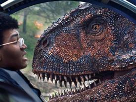 'Jurassic World: Fallen Kingdom' thống lĩnh phòng vé ngay tuần đầu ra mắt