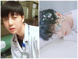 Gặp chàng điều dưỡng điển trai thường xuyên bị nhầm là soái ca đến từ Hàn Quốc