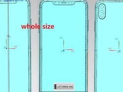 HOT: iPhone Xs Plus màn hình 6,5 inch xuất hiện với 3 camera