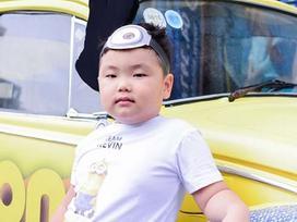 Con trai 9 tuổi của Xuân Bắc lý sự đòi quyền bình đẳng giới khiến người xem 'cười không ngậm được miệng'