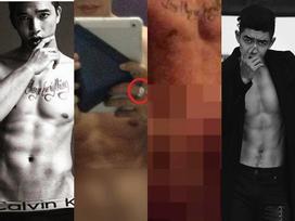 Showbiz Việt chưa từng ồn ào đến thế khi chỉ trong 5 ngày, có tới 2 mỹ nam trẻ đẹp bị lộ ảnh và clip 18+