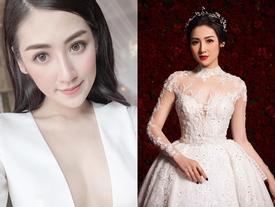Tin sao Việt: Á hậu Tú Anh tái xuất sau tin đồn lấy chồng bỏ cuộc vui