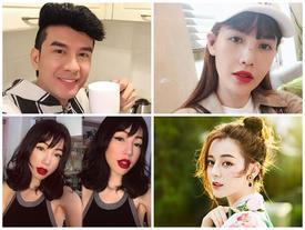 SAO MAKE OVER: Elly Trần môi dầy 'nuốt' cả gương mặt - Đan Trường ngày càng 'lão hóa ngược'