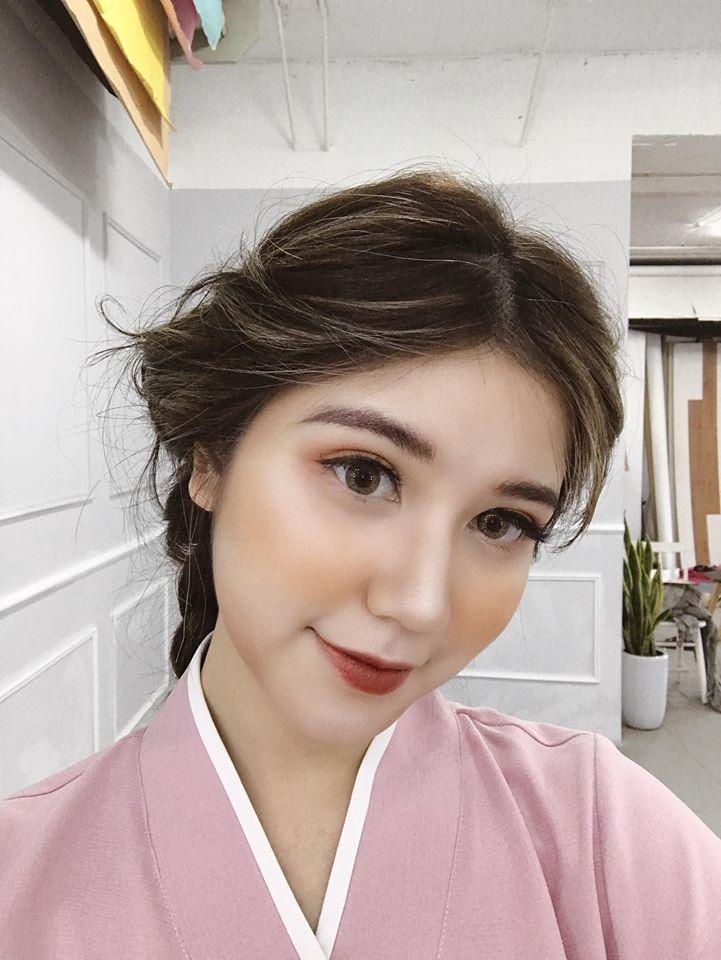 An Japan khoe nhan sắc xinh đẹp sau khi make up cùng tiết lộ: