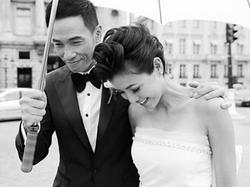 Tài tử Trần Hào tặng vợ quà 'độc' nhân 5 năm ngày cưới