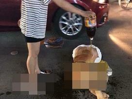 Vụ đánh ghen ở Thanh Hóa: Triệu tập 4 người hành hung, đổ nước mắm lên người cô gái trẻ