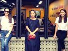 Vợ Phạm Anh Khoa tụ tập hội chị em bạn dì sau scandal 'gạ tình' chấn động của chồng