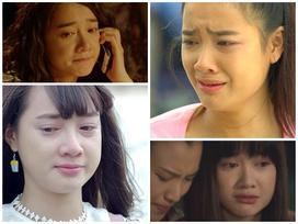 Vì sao Nhã Phương bị tẩy chay khi vào vai của Song Hye Kyo? Lý do vì cô ấy '1.000 năm khóc vẫn giống nhau'