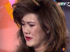 Hoài Linh, Việt Hương bật khóc trước cô gái chuyển giới bị gia đình từ mặt vì hát lô tô