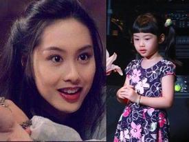 Tình cũ Châu Tinh Trì - mỹ nhân Chu Ân gây chú ý khi xuất hiện bên con gái không giống cha cũng chẳng giống mẹ