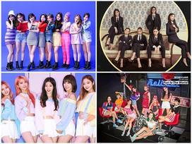 Sàn đấu Kpop tháng 7: Cuộc chiến khốc liệt của các girlgroup