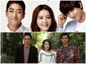 Đọ tài sắc dàn diễn viên 'Ngày ấy mình đã yêu' với bản gốc xứ Hàn