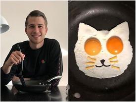 Những hình ảnh 'chất đừng hỏi' của món trứng rán