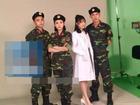 Lộ poster 'Hậu duệ mặt trời' bản Việt: Nhã Phương và Hữu Vi bị 'chê ỏng eo' từ ngoại hình tới diễn xuất
