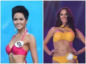 Cơ hội nào cho H'Hen Niê khi đối thủ mạnh nhất tại Miss Universe 2018 liên tiếp để lộ nhan sắc nhiều khuyết điểm