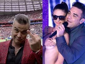 Ca sĩ giơ 'ngón tay thối' tại khai mạc World Cup từng dính bê bối nào?
