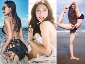 Dàn hotgirl cổ vũ 'World Cup 2018' đốt mọi ánh nhìn, khoe cơ thể nuột nà với bikini