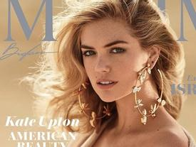'Siêu mẫu ngực bự' Kate Upton dẫn đầu 'Top mỹ nhân hấp dẫn thế giới'