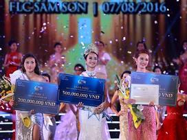Hoa hậu Thu Ngân cùng hai Á hậu vắng mặt trong buổi công bố Hoa hậu bản sắc Việt toàn cầu 2018