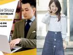 Nối gót học trò nổi tiếng Khánh Vy khi cover 'Bùa yêu' bằng tiếng Anh, thầy giáo trẻ quá hot vì ngoại hình