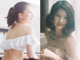 Sau con gái NSND Hồng Vân, lại đến con gái nghệ sĩ Chí Trung hút mắt người nhìn vì ngoại hình xinh đẹp