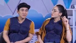 Kỳ Duyên gây chú ý vì thái độ khó chịu ra mặt ở gameshow 'Khi đàn ông mang bầu'