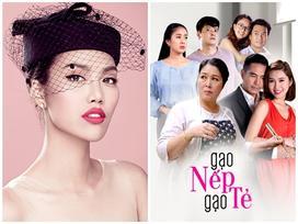 Lan Khuê phản đối Á hậu Thúy Ngân đóng vai ác trong 'Gạo nếp gạo tẻ' vì sợ người đẹp Việt bị mang tiếng xấu