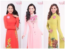 Cận cảnh nhan sắc 30 thí sinh lọt vào chung khảo phía Nam Hoa hậu Việt Nam 2018