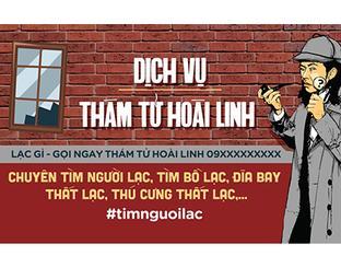 Sau Thu Trang, Đức Phúc cũng tìm… thám tử Hoài Linh