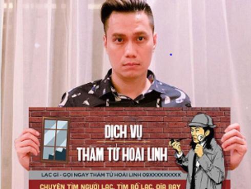 Sao Việt dồn dập nhờ vả thám tử Hoài Linh