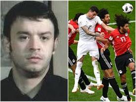 Nam diễn viên đột tử sau trận thua của Ai Cập trước Uruguay