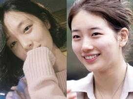 Mặt mộc xinh như 'quả đào tiên', Suzy và Sulli khiến fan Hàn nhức óc mỗi khi phải lựa chọn ai đẹp hơn