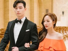 Park Seo Joon và Park Min Young đứng hàng top được yêu thích nhờ hiệu ứng 'Thư ký Kim'