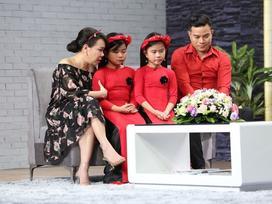 Việt Hương khóc ròng trước câu chuyện ông bố đơn thân bán máu 3 lần/tháng lấy tiền nuôi con
