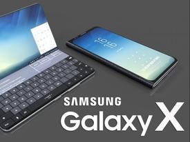 Galaxy X màn hình gập giá gần 2.000 USD, đắt gấp đôi iPhone X