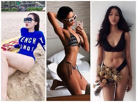 Những người đẹp nảy nở từ 'chanh hóa bưởi' sau cuộc thi Hoa hậu