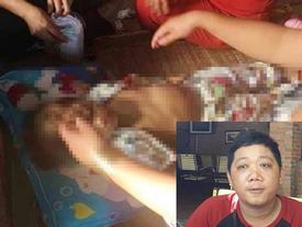 Lời kể của người cha bé gái 4 tuổi nghi bị bạn của bố đánh tử vong