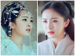 Trước 'Phù Dao', Dương Mịch từng nhiều lần gây thương nhớ với tạo hình cổ trang đẹp mê hồn