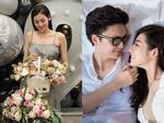 Vừa xác nhận đám cưới, Tú Anh thú nhận: 'Tôi thấy quá may mắn vì những gì mình đang có'