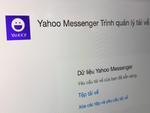 Sau 12 năm, Yahoo Messenger trả lại tôi điều gì?